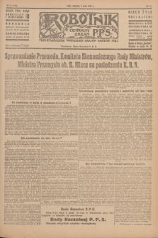 Robotnik : centralny organ P.P.S. R.51, nr 111 (6 maja 1945) = nr 141