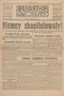 Robotnik : centralny organ P.P.S. R.51, nr 114 (9 maja 1945) = nr 144