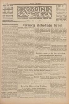 Robotnik : centralny organ P.P.S. R.51, nr 117 (12 maja 1945) = nr 147