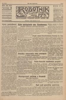 Robotnik : centralny organ P.P.S. R.51, nr 121 (16 maja 1945) = nr 151