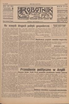 Robotnik : centralny organ P.P.S. R.51, nr 126 (23 maja 1945) = nr 156