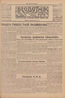 Robotnik : centralny organ P.P.S. R.51, nr 127 (24 maja 1945) = nr 157