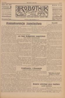Robotnik : centralny organ P.P.S. R.51, nr 128 (25 maja 1945) = nr 158