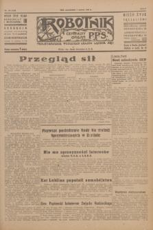 Robotnik : centralny organ P.P.S. R.51, nr 138 (4 czerwca 1945) = nr 168