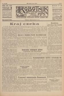 Robotnik : centralny organ P.P.S. R.51, nr 139 (5 czerwca 1945) = nr 169