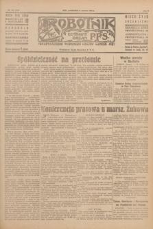 Robotnik : centralny organ P.P.S. R.51, nr 145 (11 czerwca 1945) = nr 175
