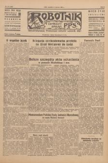 Robotnik : centralny organ P.P.S. R.51, nr 155 (21 czerwca 1945) = nr 185