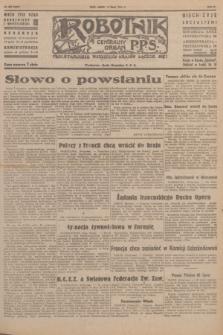 Robotnik : centralny organ P.P.S. R.51, nr 177 (13 lipca 1945) = nr 207