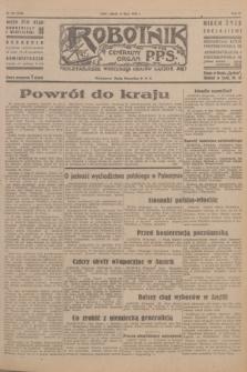 Robotnik : centralny organ P.P.S. R.51, nr 178 (14 lipca 1945) = nr 208