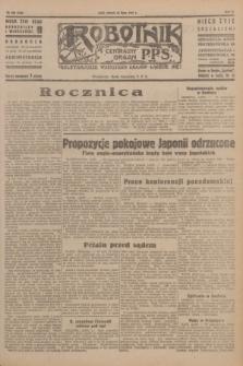 Robotnik : centralny organ P.P.S. R.51, nr 188 (24 lipca 1945) = nr 218