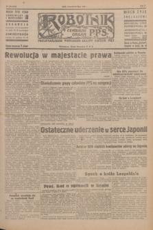 Robotnik : centralny organ P.P.S. R.51, nr 190 (26 lipca 1945) = nr 220