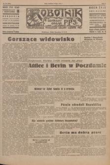 Robotnik : centralny organ P.P.S. R.51, nr 193 (29 lipca 1945) = nr 223