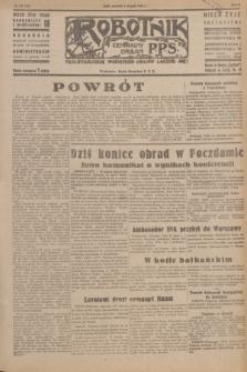 Robotnik : centralny organ P.P.S. R.51, nr 197 (2 sierpnia 1945) = nr 227
