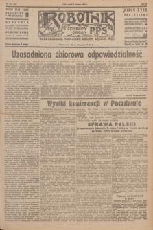 Robotnik : centralny organ P.P.S. R.51, nr 198 (3 sierpnia 1945) = nr 228