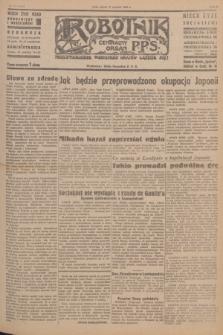 Robotnik : centralny organ P.P.S. R.51, nr 212 (17 sierpnia 1945) = nr 242