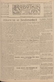 Robotnik : centralny organ P.P.S. R.51, nr 225 (30 sierpnia 1945) = nr 255