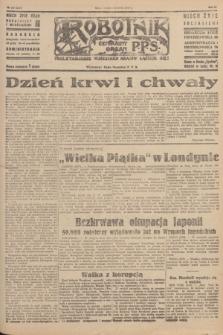Robotnik : centralny organ P.P.S. R.51, nr 227 (1 września 1945) = nr 257