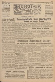 Robotnik : centralny organ P.P.S. R.51, nr 233 (7 września 1945) = nr 263