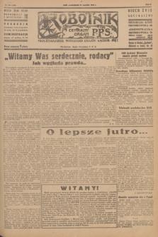 Robotnik : centralny organ P.P.S. R.51, nr 236 (10 września 1945) = nr 266