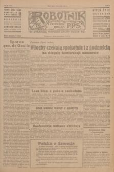Robotnik : centralny organ P.P.S. R.51, nr 245 (19 września 1945) = nr 275