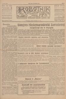Robotnik : centralny organ P.P.S. R.51, nr 252 (26 września 1945) = nr 282