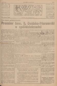 Robotnik : centralny organ P.P.S. R.51, nr 256 (30 września 1945) = nr 286