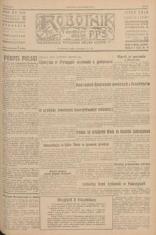 Robotnik : centralny organ P.P.S. R.51, nr 273 (17 października 1945) = nr 303