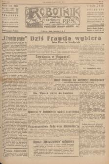 Robotnik : centralny organ P.P.S. R.51, nr 277 (21 października 1945) = nr 307