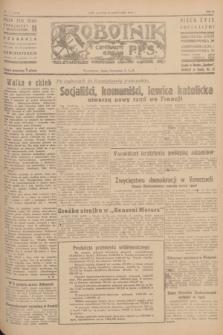 Robotnik : centralny organ P.P.S. R.51, nr 281 (25 października 1945) = nr 311