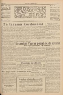 Robotnik : centralny organ P.P.S. R.51, nr 297 (31 października 1945) = nr 327