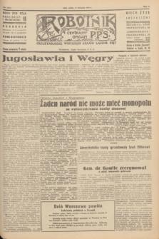 Robotnik : centralny organ P.P.S. R.51, nr 314 (17 listopada 1945) = nr 344