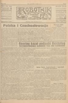 Robotnik : centralny organ P.P.S. R.51, nr 340 (3 grudnia 1945) = nr 370