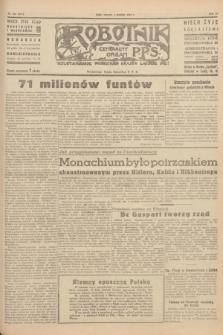 Robotnik : centralny organ P.P.S. R.51, nr 341 (4 grudnia 1945) = nr 371