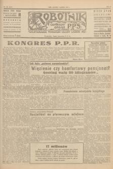 Robotnik : centralny organ P.P.S. R.51, nr 343 (6 grudnia 1945) = nr 373