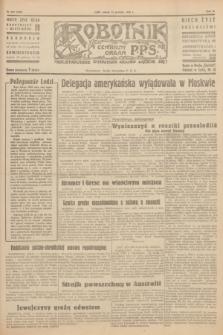 Robotnik : centralny organ P.P.S. R.51, nr 352 (15 grudnia 1945) = nr 382