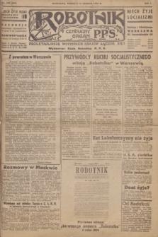 Robotnik : centralny organ P.P.S. R.51, nr 353 (16 grudnia 1945) = nr 383