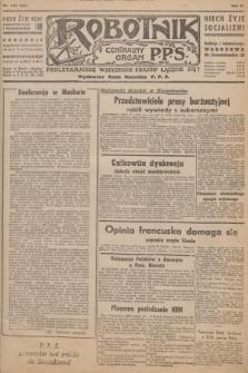 Robotnik : centralny organ P.P.S. R.51, nr 355 (19 grudnia 1945) = nr 385