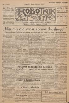 Robotnik : centralny organ P.P.S. R.51, nr 358 (21 grudnia 1945) = nr 388