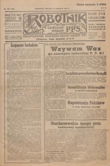 Robotnik : centralny organ P.P.S. R.51, nr 360 (23 grudnia 1945) = nr 390