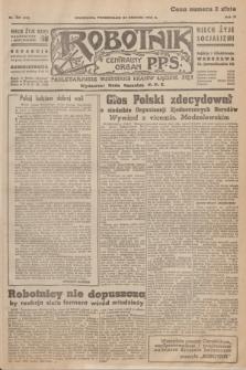 Robotnik : centralny organ P.P.S. R.51, nr 361 (24 grudnia 1945) = nr 391