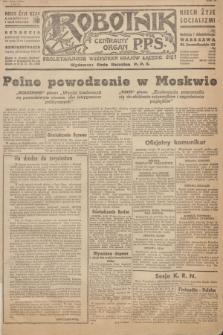 Robotnik : centralny organ P.P.S. R.51, nr 363 (28 grudnia 1945) = nr 393