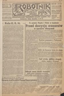 Robotnik : centralny organ P.P.S. R.51, nr 364 (29 grudnia 1945) = nr 394