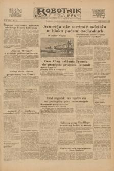 Robotnik : centralny organ P.P.S. R.54, nr 35 (6 lutego 1948) = nr 1478 [wyd. A]