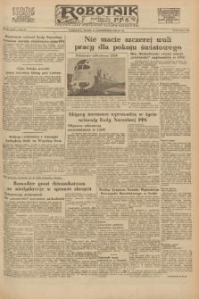 Robotnik : centralny organ P.P.S. R.54, nr 284 (15 pażdziernika 1948) = nr 1427 [wyd. A]