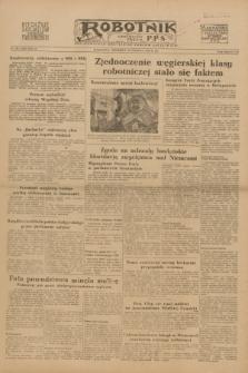 Robotnik : centralny organ P.P.S. R.54, nr 161 (13 czerwca 1948) = nr 1304 [wyd. B]