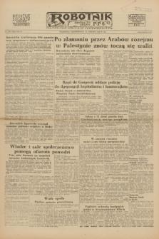 Robotnik : centralny organ P.P.S. R.54, nr 162 (14 czerwca 1948) = nr 1305 [wyd. B]