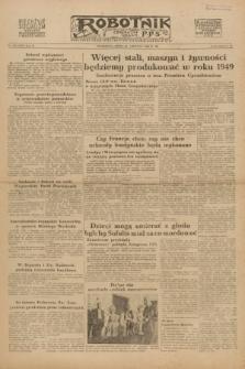Robotnik : centralny organ P.P.S. R.54, nr 164 (16 czerwca 1948) = nr 1307 [wyd. B]