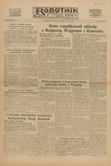 Robotnik : centralny organ P.P.S. R.54, nr 165 (17 czerwca 1948) = nr 1307 [wyd. B]