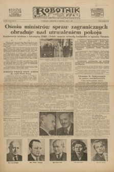 Robotnik : centralny organ P.P.S. R.54, nr 172 (24 czerwca 1948) = nr 1315 [wyd. B]