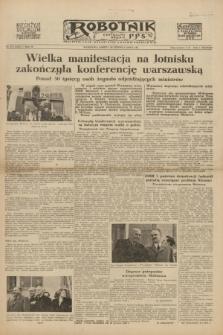 Robotnik : centralny organ P.P.S. R.54, nr 174 (26 czerwca 1948) = nr 1317 [wyd. B]